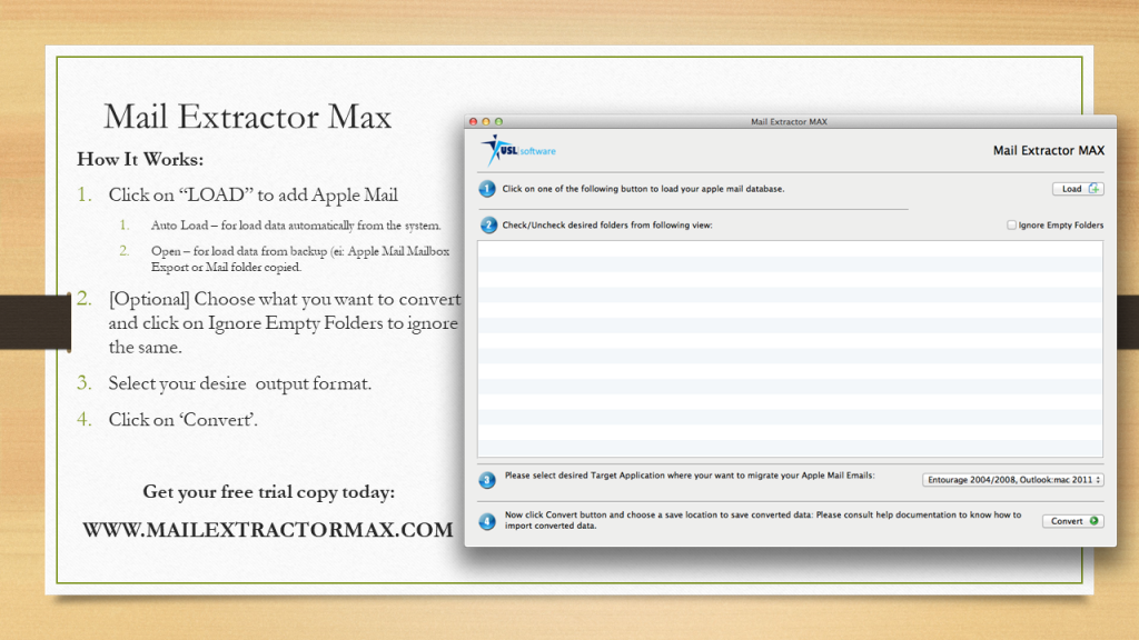 Apple Mail to Thunderbird Conversion