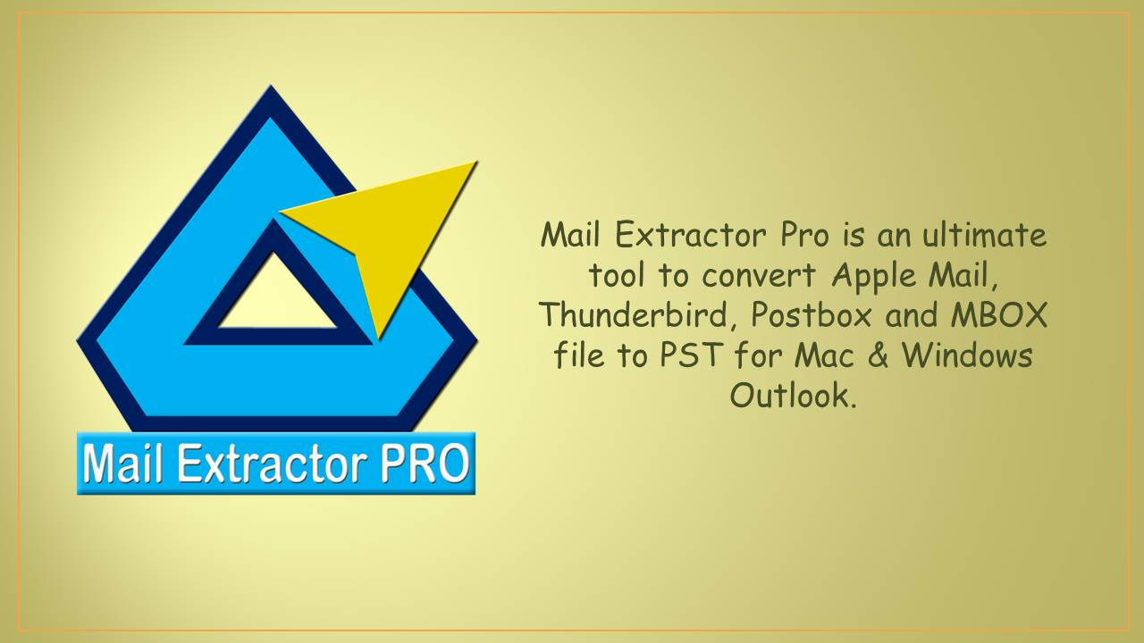 Convert Apple Mail to MS Outlook? Here is the way to do it!