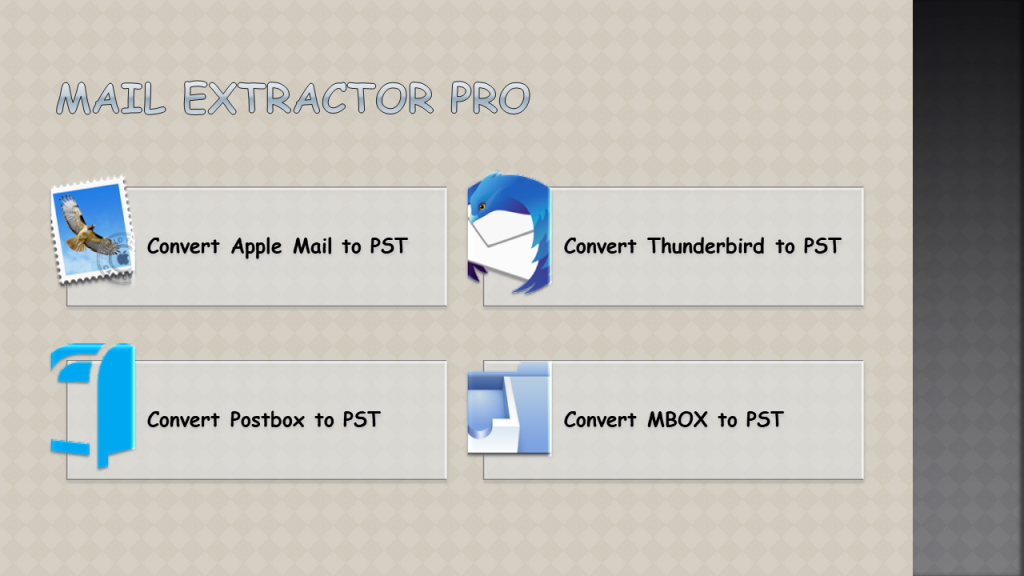 Converting Thunderbird to Outlook 365
