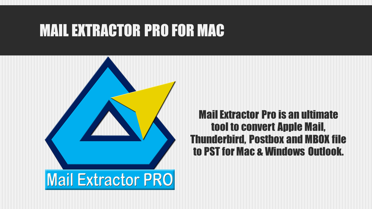 Mac Mail Export MBOX to PST Converter for Accurate Migration