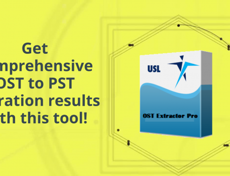 Master your OST to PST import task with OST Extractor Pro!