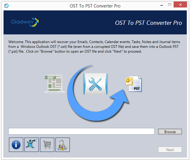 OST to PST Conversion | Recover Repair & Convert